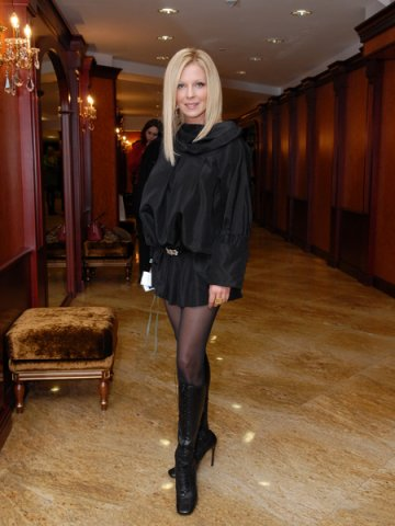 Дієта Наталії Ветлицькою: як зберегти дівочу фігуру після 50