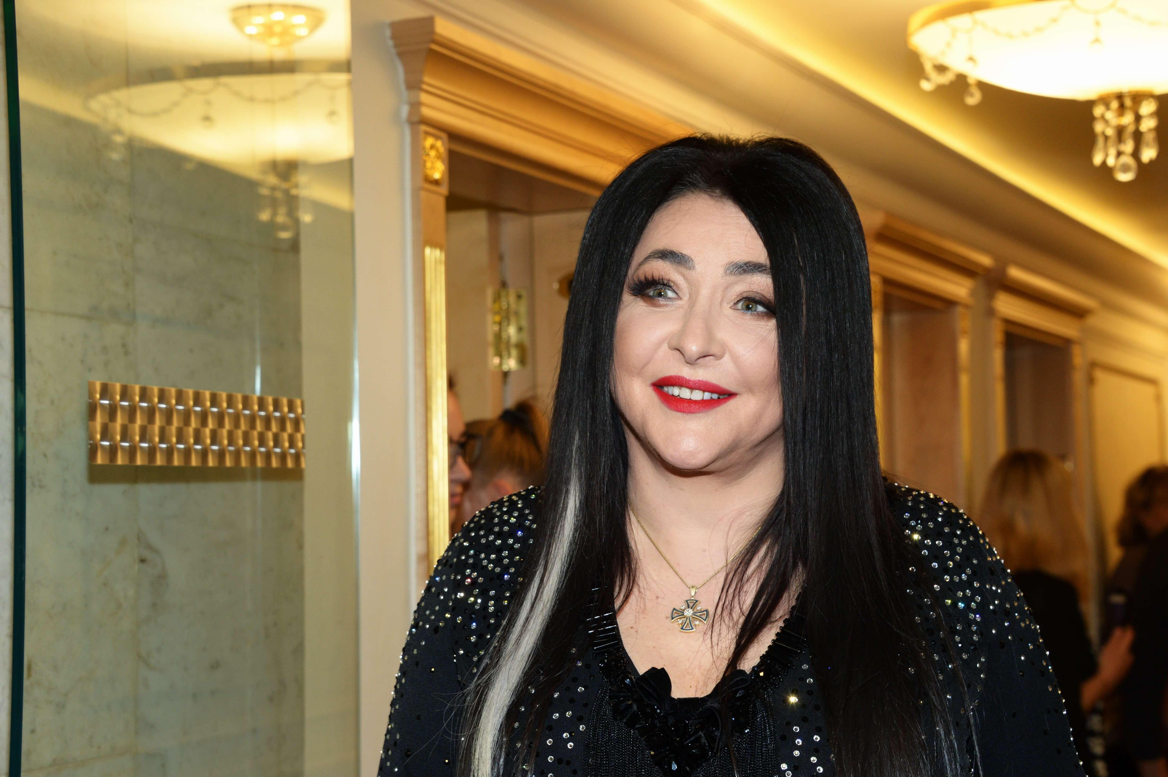 56-річна Лоліта Мілявська схудла і помолодшала