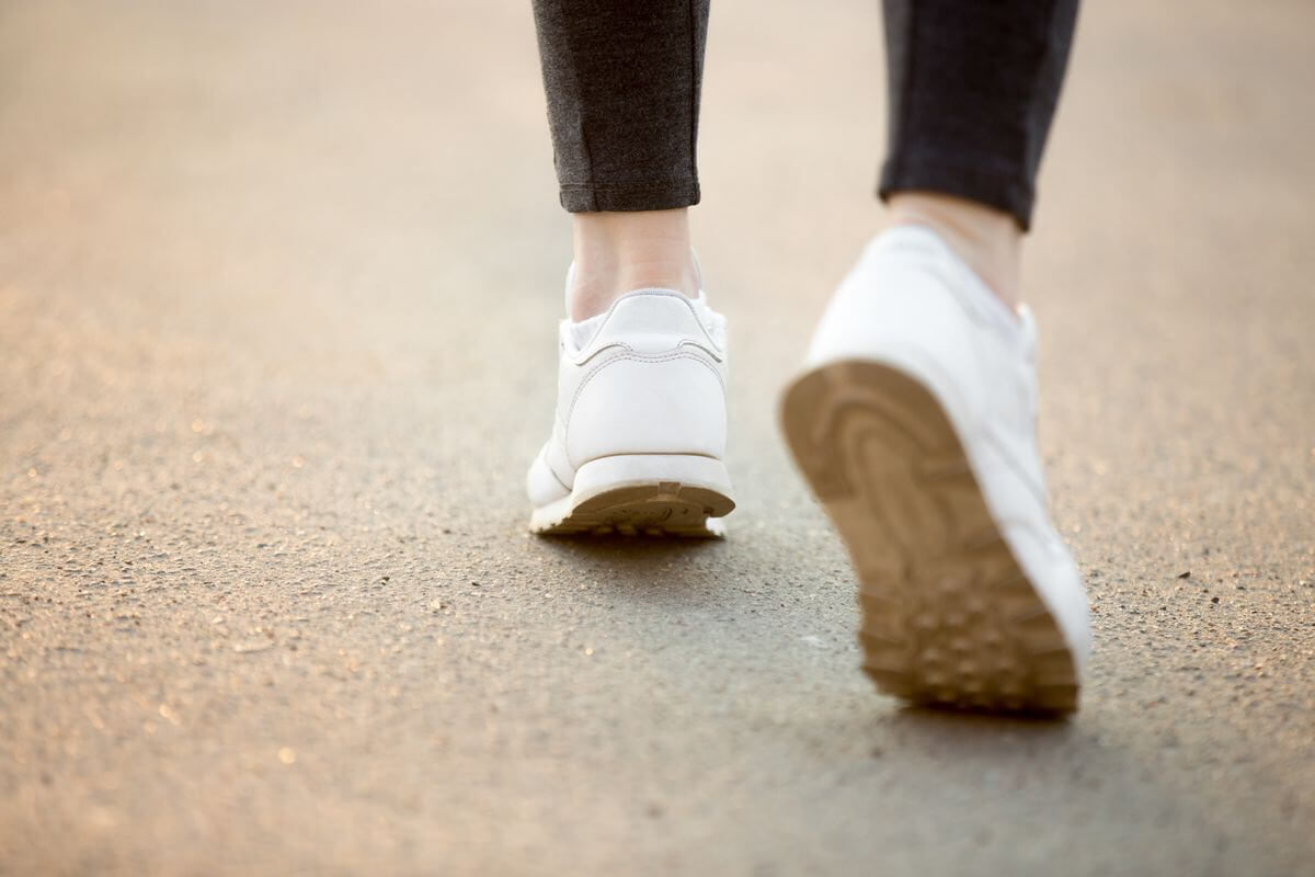 8 позитивних змін, які відбудуться, якщо ходити щодня