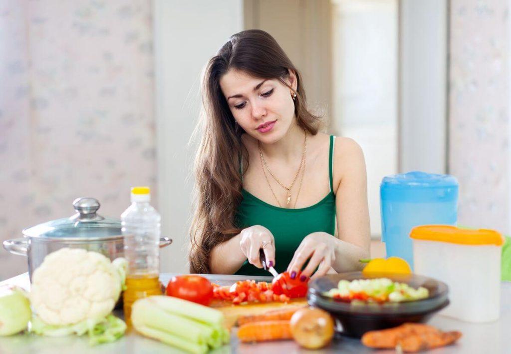 Дробова дієта допоможе скинути до 6 кг за місяць