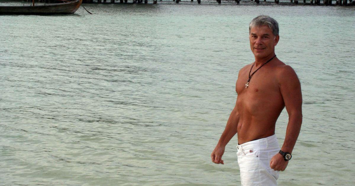 У 68 виглядає на 40: очищаючий голодування і дієти Олега Газманова