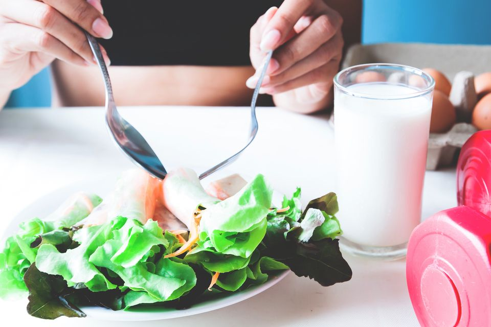 Жиросжигающая дієта для схуднення на 5 кг за тиждень