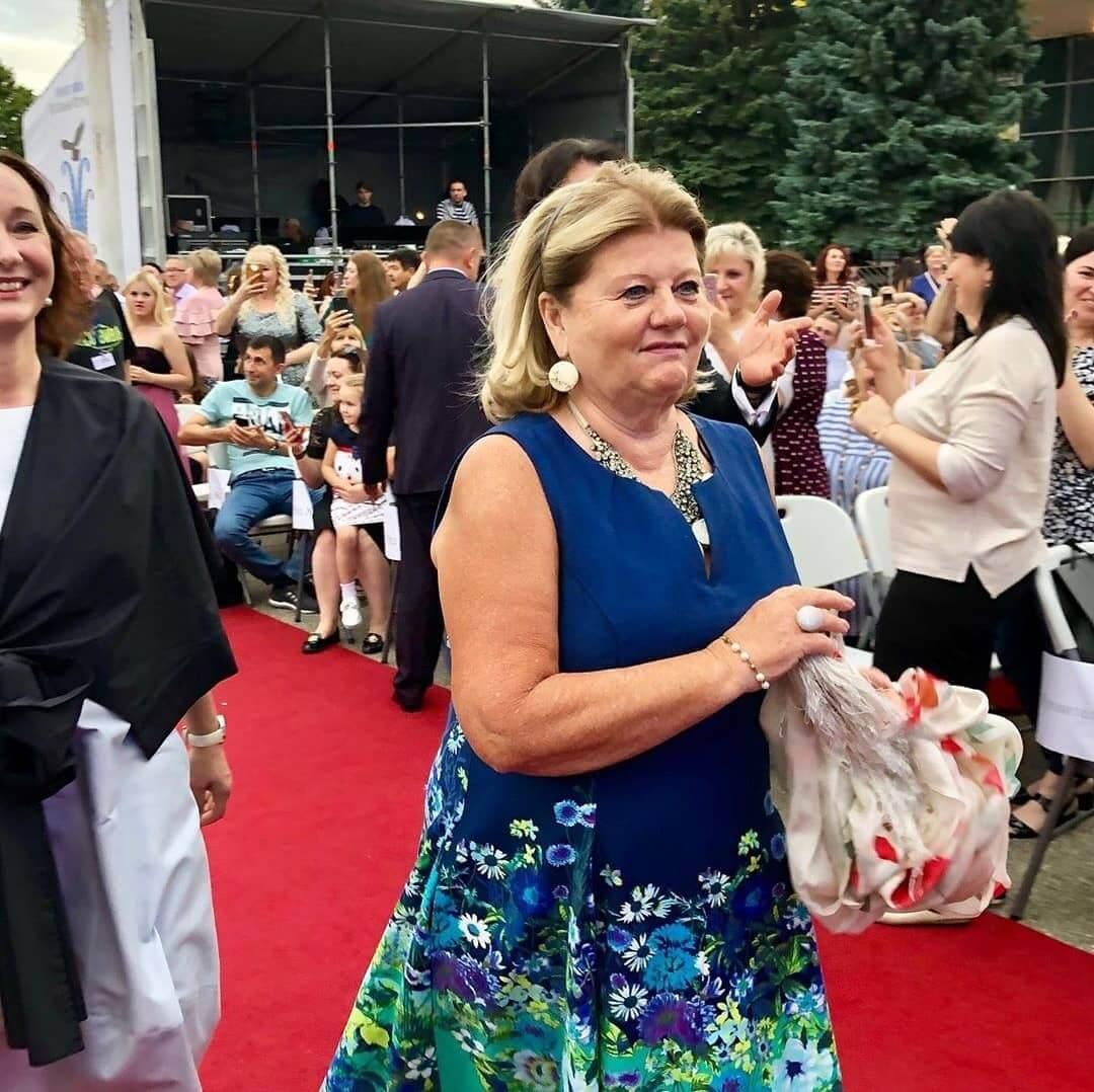 70-річна Ірина Муравйова схудла на 20 кілограмів