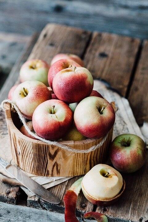 Яблучна дієта — скиньте 2 кг за 3 дні без праці