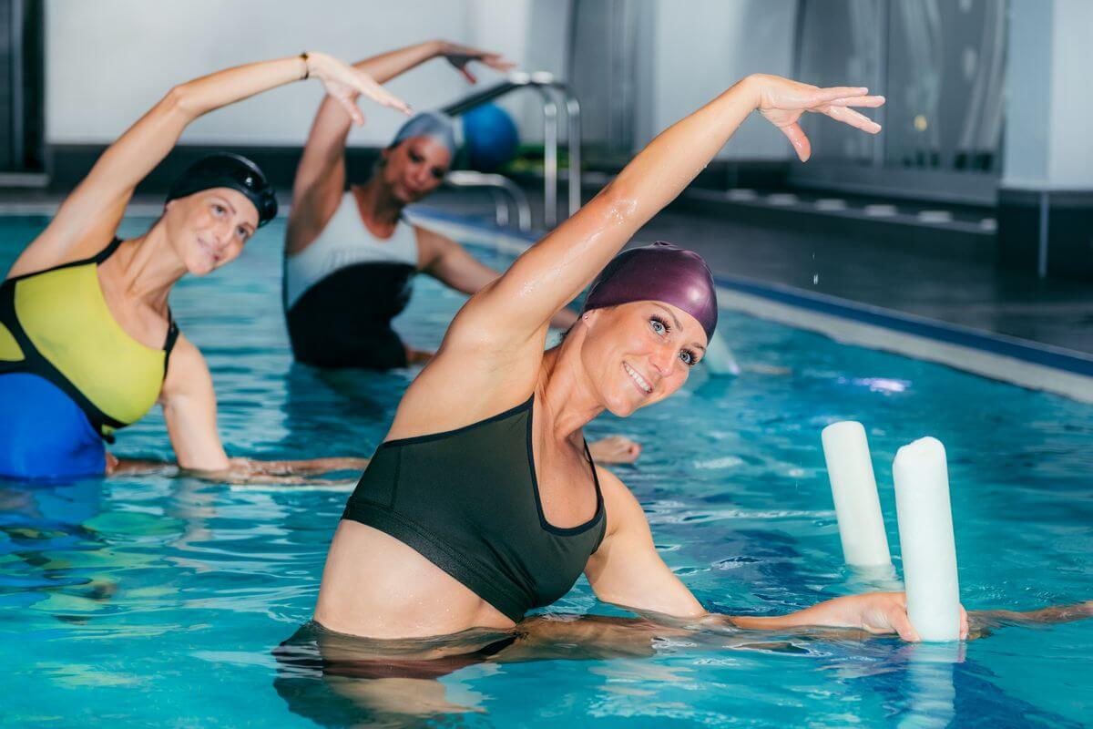 Аквааеробіка — схуднення без обмежень: ефективність і переваги