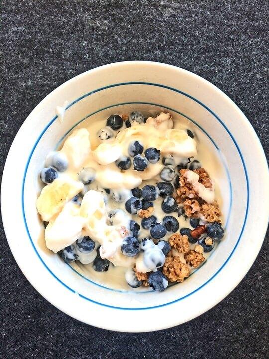 Схуднення на домашній граноле: рецепт з бананами і горіхами