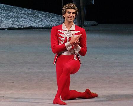 Секрети схуднення Миколи Цискарідзе — як підтримують форму артисти балету