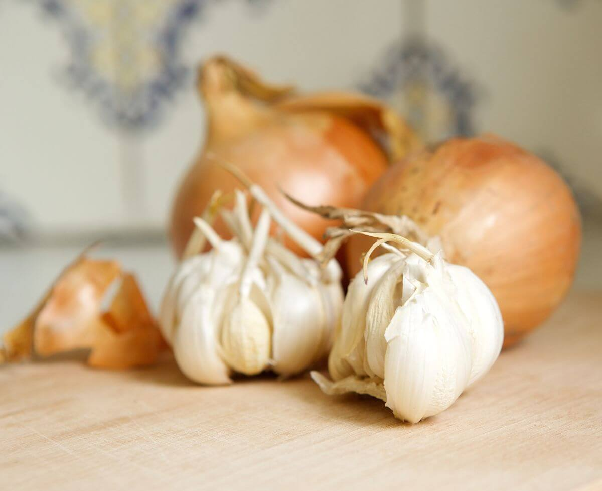 Овочі проти застуди — картопля і цибуля на варті вашого здоровя