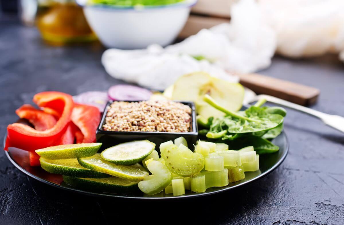 Смугаста дієта для схуднення на 10 кг — смачно і просто