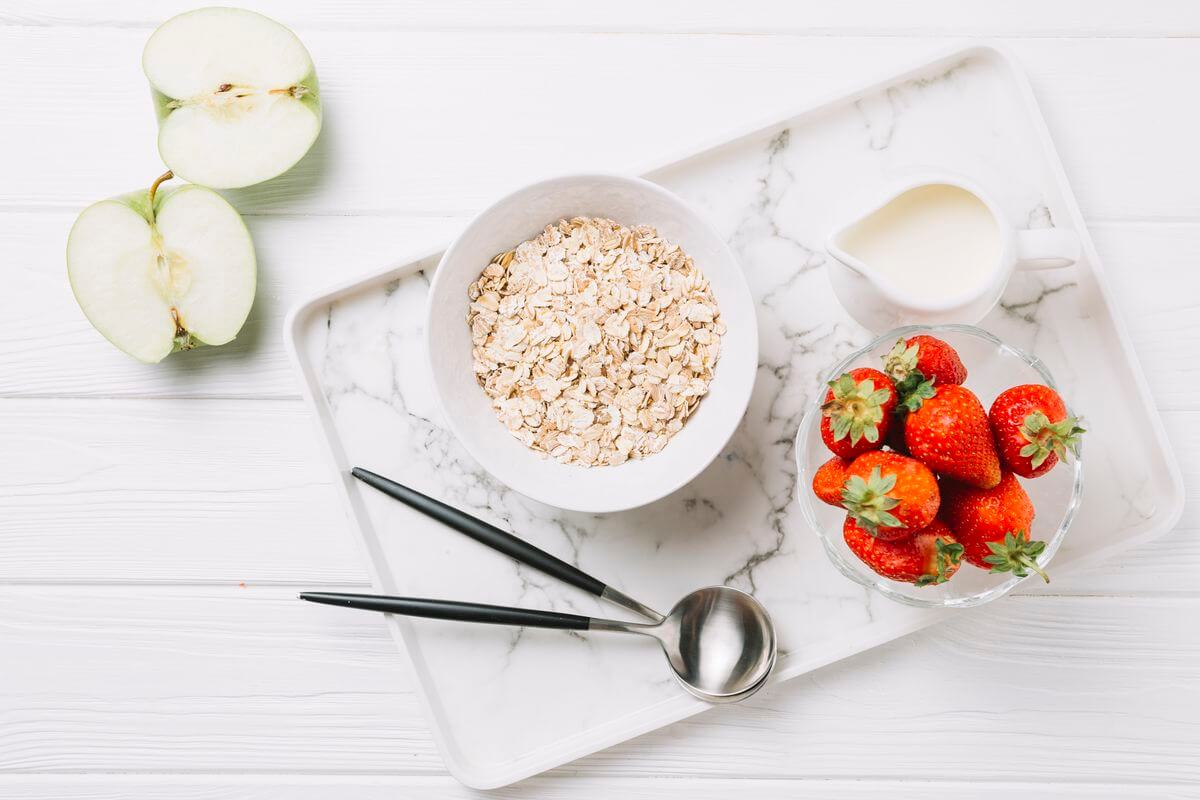 Вівсяна дієта для схуднення на 10 кг за місяць