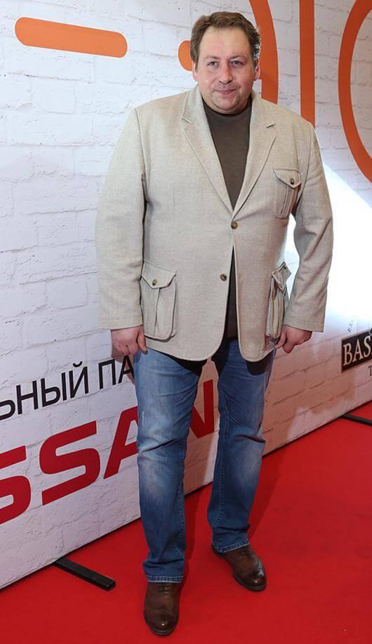 Як схуд актор Станіслав Дужников — мінус на 40 кг за 1 рік