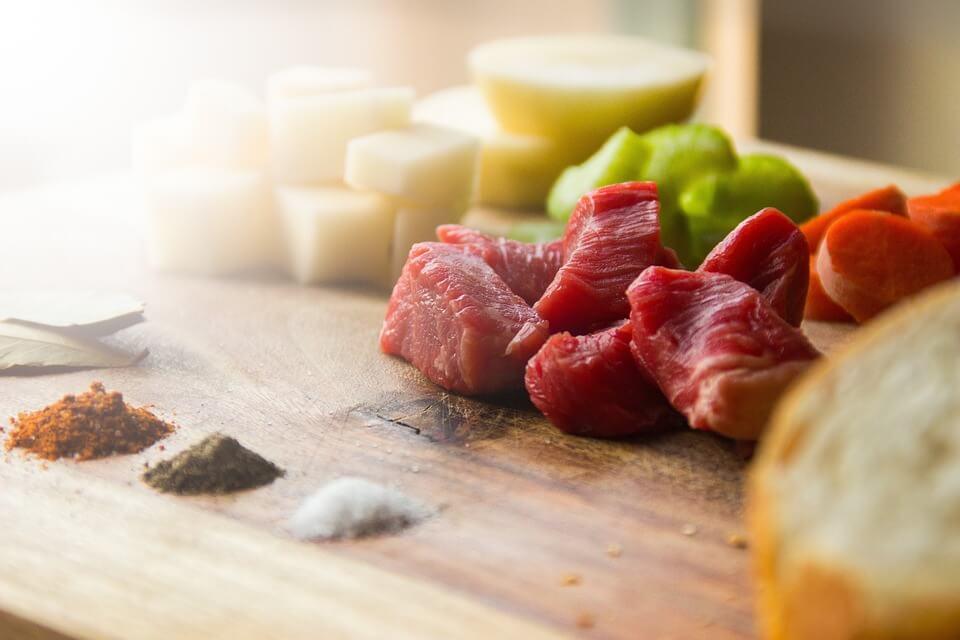 Експрес-мясо: обід за 5 хвилин