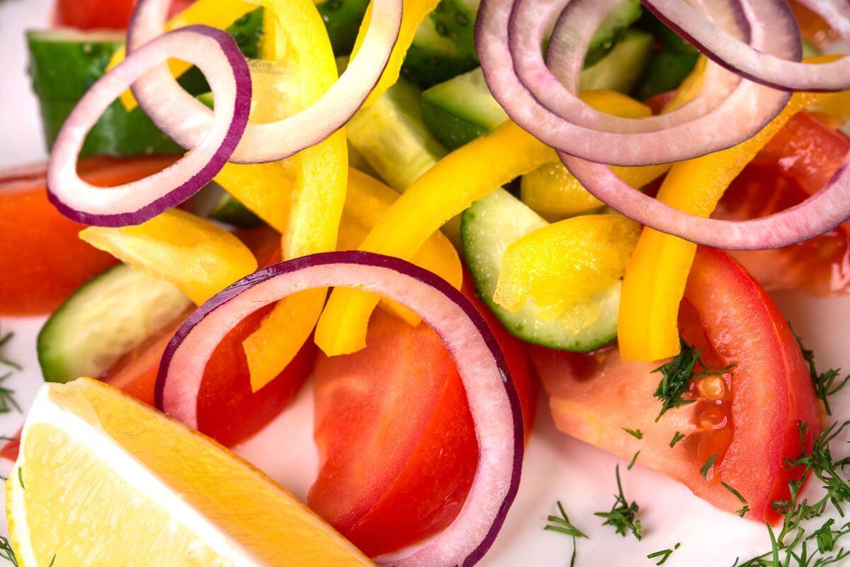 Три простих салату для схуднення в талії — мінус 5 кг за 7 днів