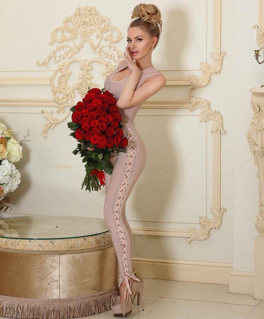 Дієта Євгенії Феофилактовой: як худне перша красуня Дому-2