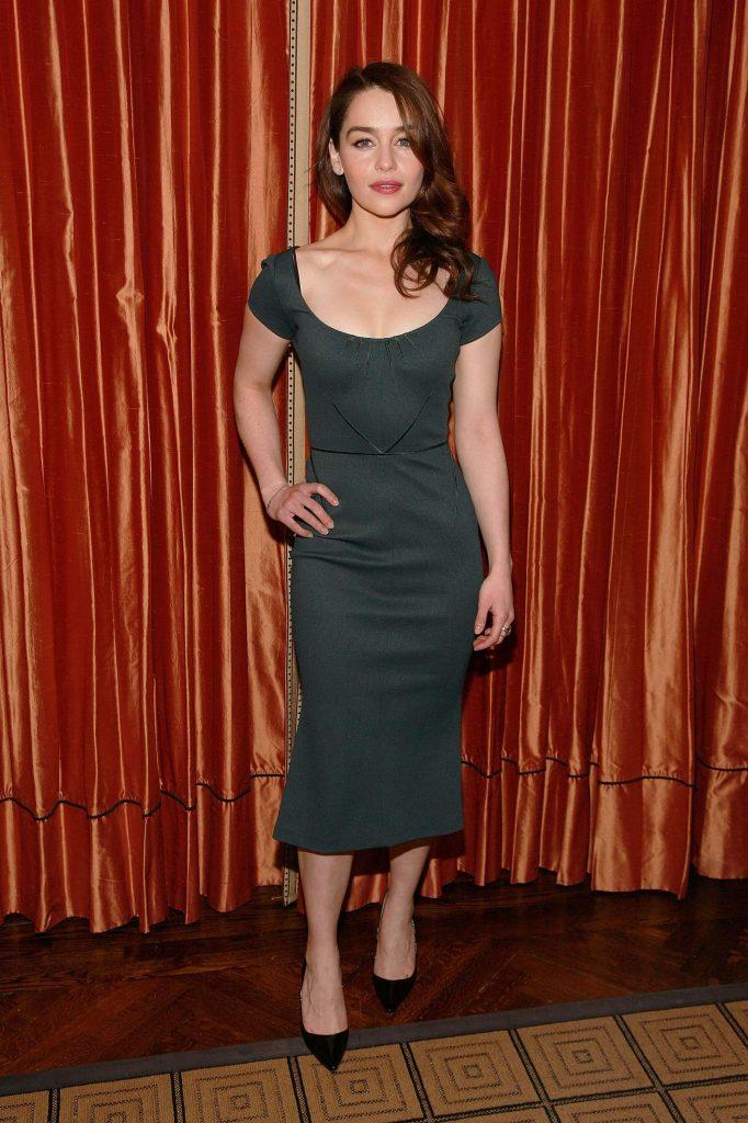 Актриса з «Гри Престолів» скинула 12 кг — як худне Емілія Кларк