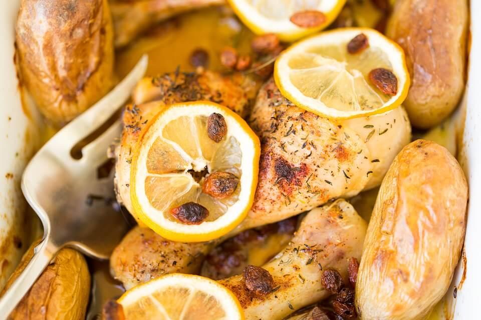 Смачний і корисний обід з батату: 2 простих рецепта