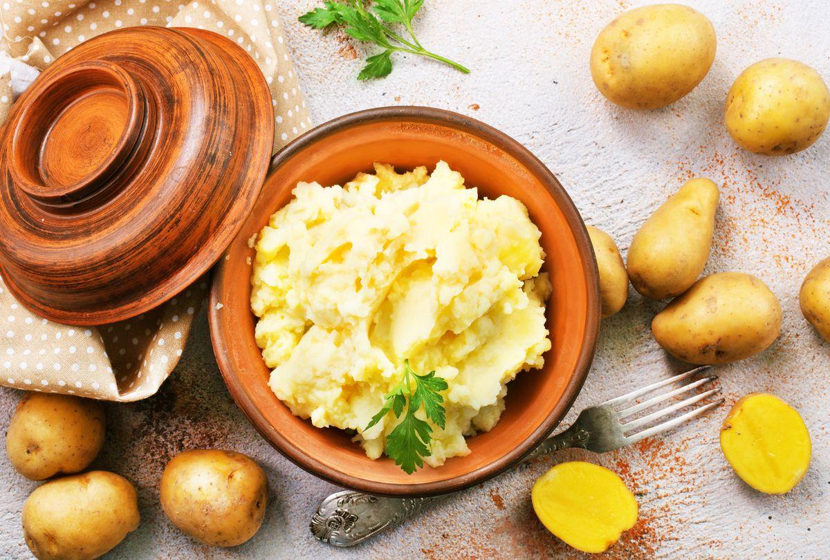 Картопляна дієта Майї Кристалинской — мінус 2 кг за 3 дні