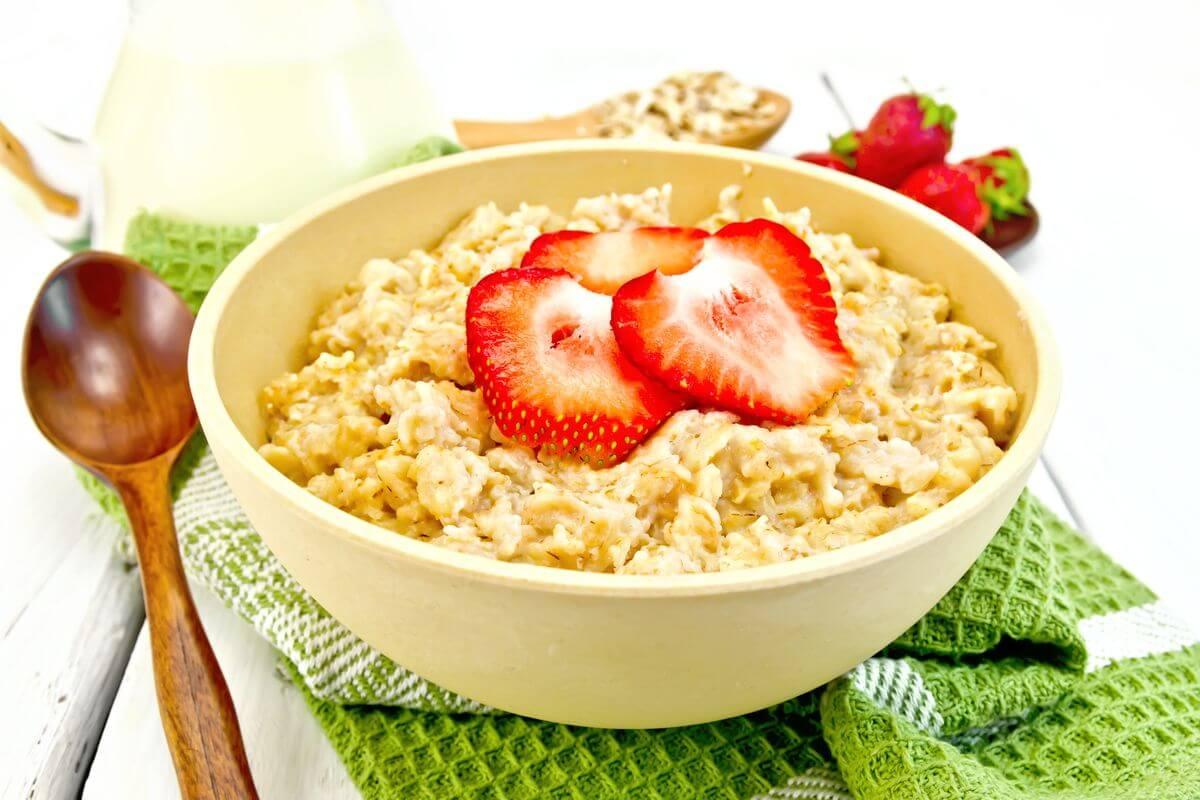 Вівсяна дієта «Нова»: мінус 11 см в талії і 10 кг ваги за 7-14 днів