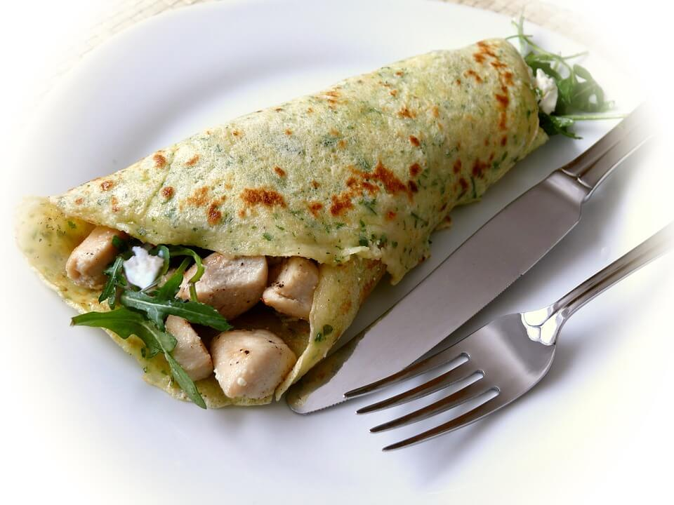 12 кращих дієтичних начинок для млинців