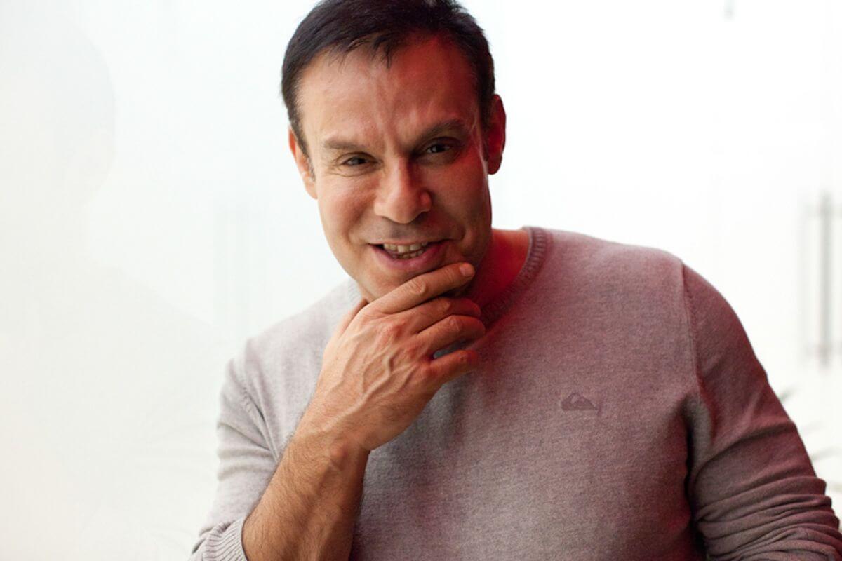 Юхим Шифрін: як після 60 років виглядати на 40