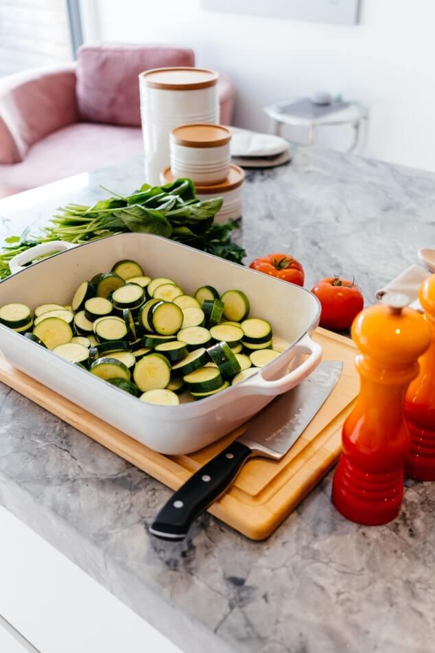Бюджетна дієта на кабачках на 3 і 14 днів: йде до 6 кг за тиждень