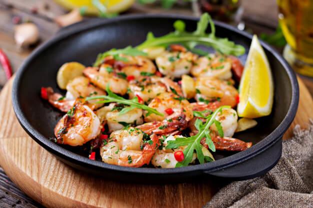 4 варіанти швидких вечерь для схуднення
