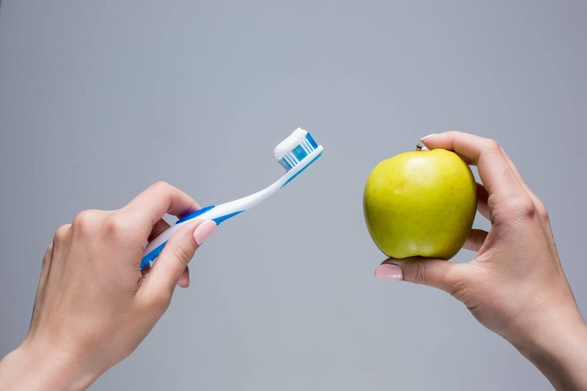Проста дієта для здоровя зубів