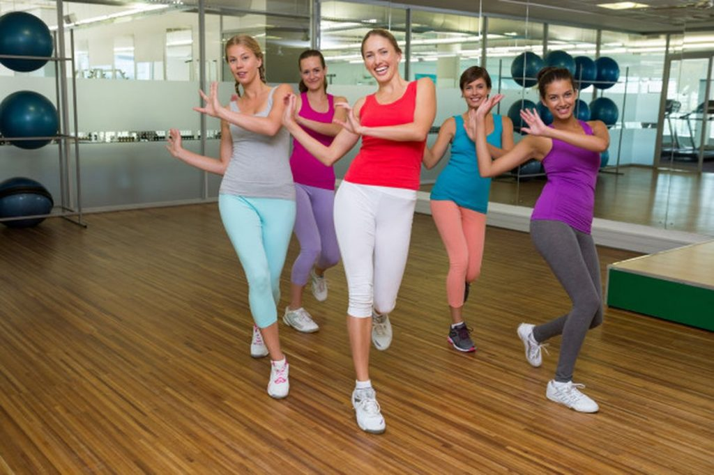 Зумба фітнес для схуднення: задоволення від танцю