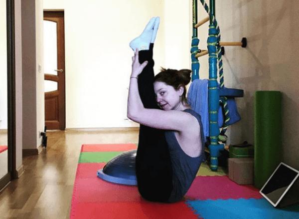 Дієта Валентини Рубцевої: як актриса скинула 20 кг